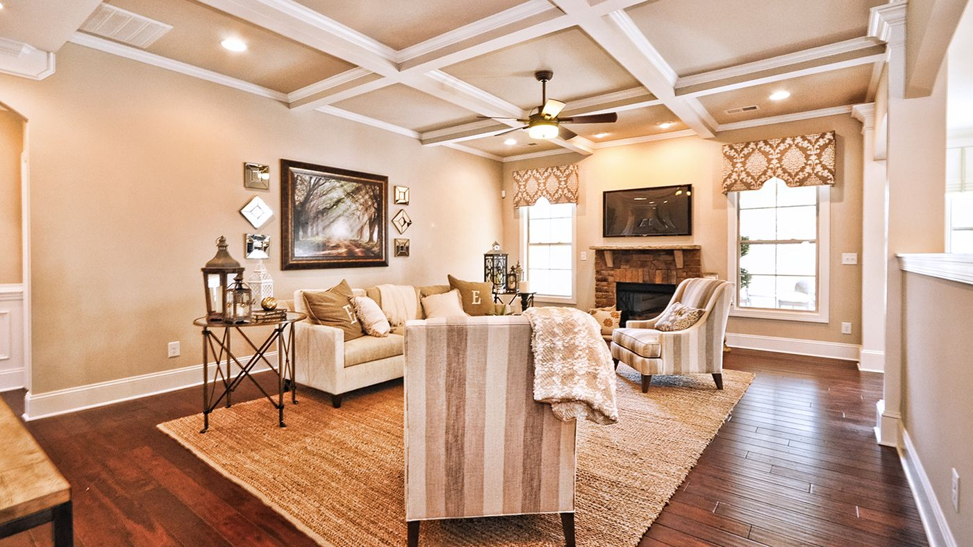 Living Area featured in The Katherine By Stanley Martin Homes in Augusta, SC