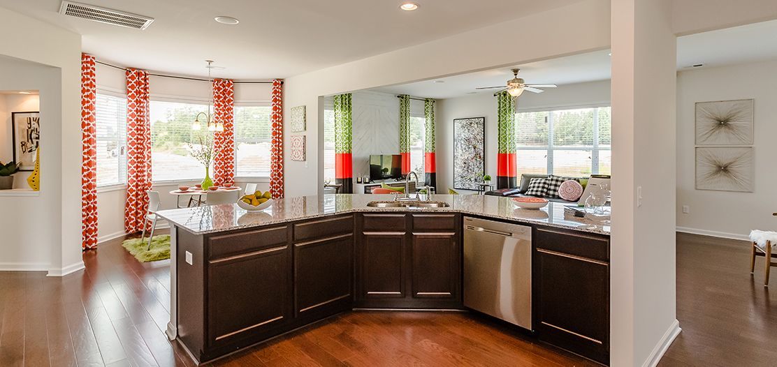 Kitchen featured in The Barlow By Stanley Martin Homes in Augusta, SC