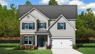 The Arline - Abney Hills Estates: Blythewood, South Carolina - Stanley Martin Homes