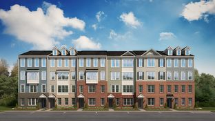 The Tessa - Ashbrook Place: Ashburn, District Of Columbia - Stanley Martin Homes