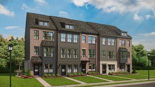 The Hugo - Capital Court: Largo, Maryland - Stanley Martin Homes