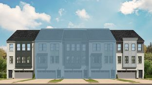 The Renata - Cornerstone Townes: Cary, North Carolina - Stanley Martin Homes