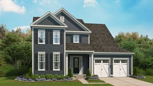 The Florence II - 12 Oaks: Holly Springs, North Carolina - Stanley Martin Homes