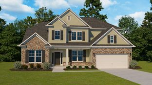 The Browning - The Terrace at Longview: Lexington, South Carolina - Stanley Martin Homes