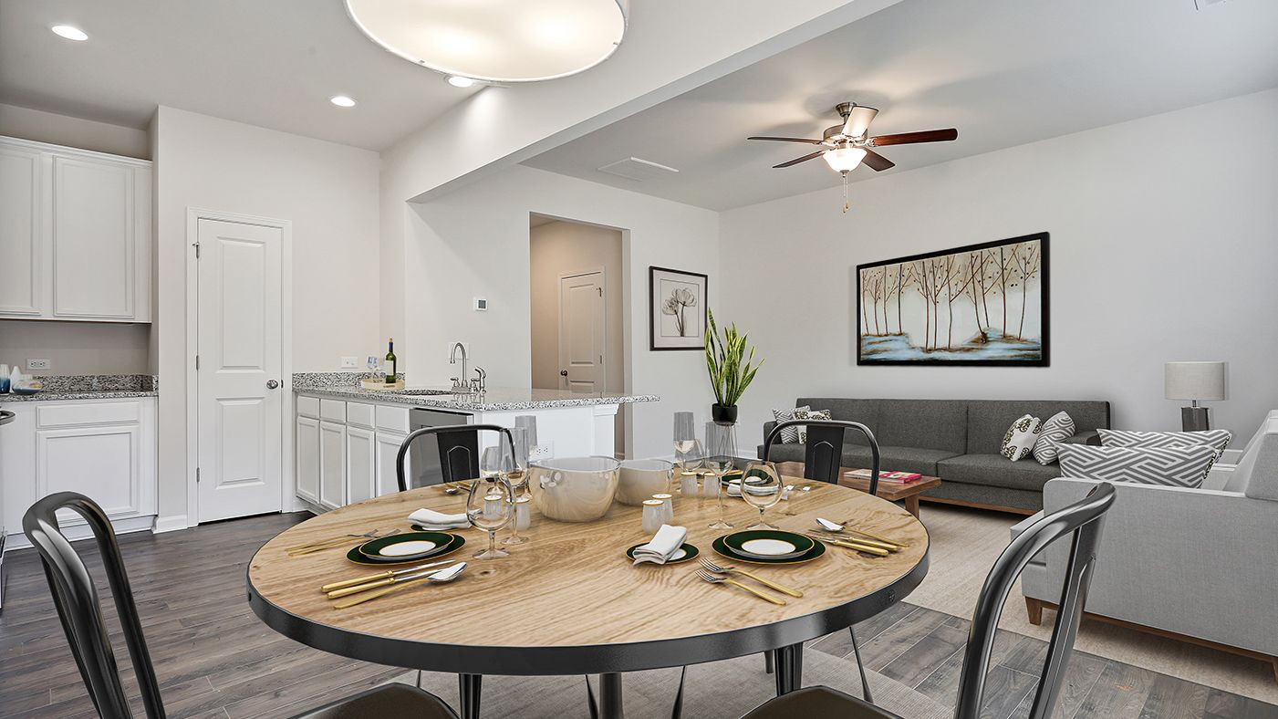 Kitchen featured in The Peachtree By Stanley Martin Homes in Hickory, NC