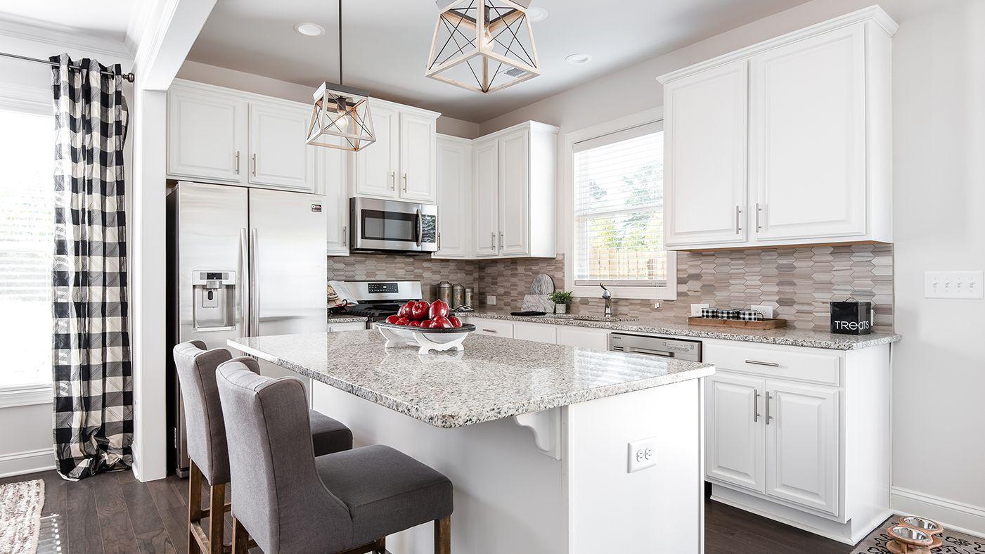 Kitchen featured in The Jacqueline By Stanley Martin Homes in Hickory, NC