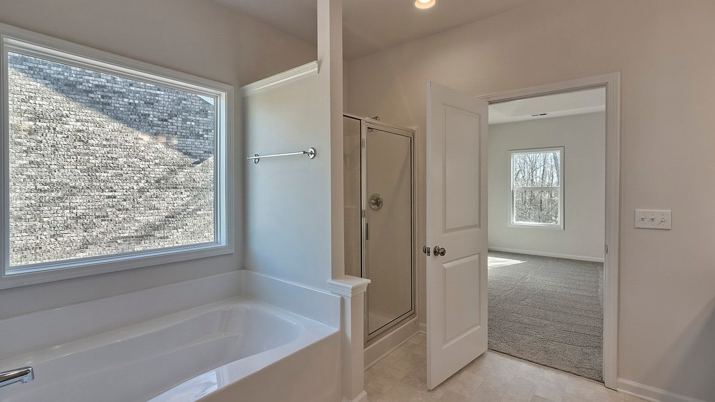 Bathroom featured in The Wakefield By Stanley Martin Homes in Charlotte, SC