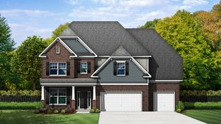 The Dillon - Carriage Hill: Easley, South Carolina - Stanley Martin Homes