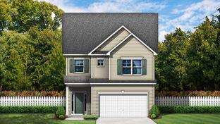 The Granger - Holliston: Simpsonville, South Carolina - Stanley Martin Homes