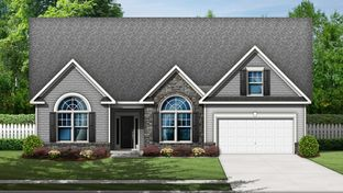 The Winchester - Parker's Landing: Simpsonville, South Carolina - Stanley Martin Homes