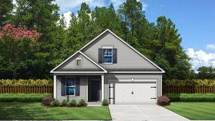 The Hazelwood - Peachtree Park: Duncan, South Carolina - Stanley Martin Homes