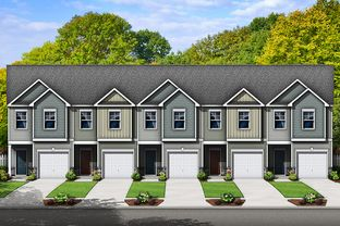 The Pointe - Parkland Townes: Greenville, South Carolina - Stanley Martin Homes