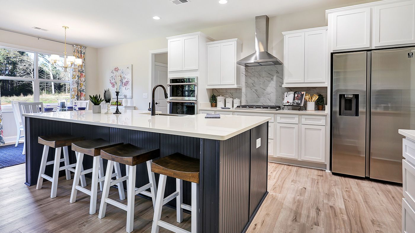 Kitchen featured in The Winchester By Stanley Martin Homes in Augusta, SC