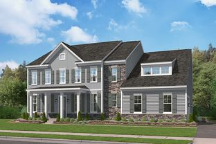 The Landon - The Reserve at Holly Springs: Centreville, District Of Columbia - Stanley Martin Homes