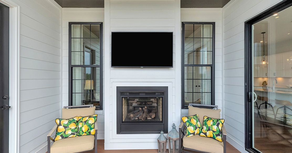 Exterior featured in The Jackson By Stanley Martin Homes in Charlottesville, VA