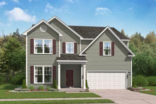 The Brantley - Carolina Acres: Lexington, South Carolina - Stanley Martin Homes