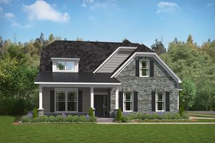 The Clover - The Bluffs: Clover, North Carolina - Stanley Martin Homes