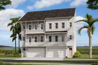 The Sandpiper - The Cove at Folly: Charleston, South Carolina - Stanley Martin Homes