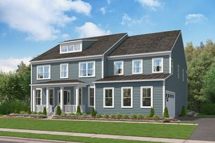 The Lowell - The Reserve at Holly Springs: Centreville, District Of Columbia - Stanley Martin Homes