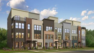 The Wagner - Riverfront: Hyattsville, District Of Columbia - Stanley Martin Homes
