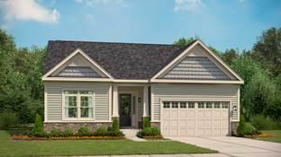 The Buchanan II - Woodhall: Apex, North Carolina - Stanley Martin Homes