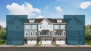 The Louisa - The Summit at West Village: Apex, North Carolina - Stanley Martin Homes