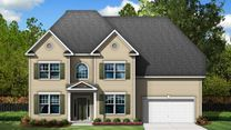 Barr Lake by Stanley Martin Homes in Columbia South Carolina