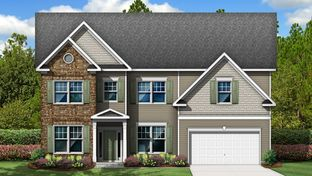 The Grayson - Cherokee Trail: Lexington, South Carolina - Stanley Martin Homes