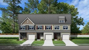 The Jacqueline - Townes at Sherrills Ford: Terrell, North Carolina - Stanley Martin Homes