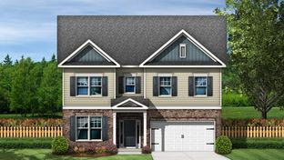 The Wakefield - Timberwood: Rock Hill, North Carolina - Stanley Martin Homes