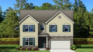 The Rembert - Bexley Park: Boiling Springs, South Carolina - Stanley Martin Homes