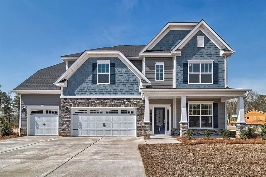 'Carriage Hill' by Stanley Martin Companies_Greenville/Spartanburg in Greenville-Spartanburg
