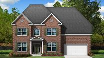 Parker's Landing by Stanley Martin Homes in Greenville-Spartanburg South Carolina