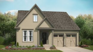 The Carmichael II - 12 Oaks: Holly Springs, North Carolina - Stanley Martin Homes