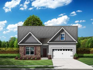 The Winston - The Mill at Woodcreek: Elgin, South Carolina - Stanley Martin Homes