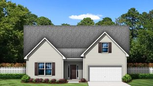The Albright - The Traditions at Covington: Indian Land, North Carolina - Stanley Martin Homes