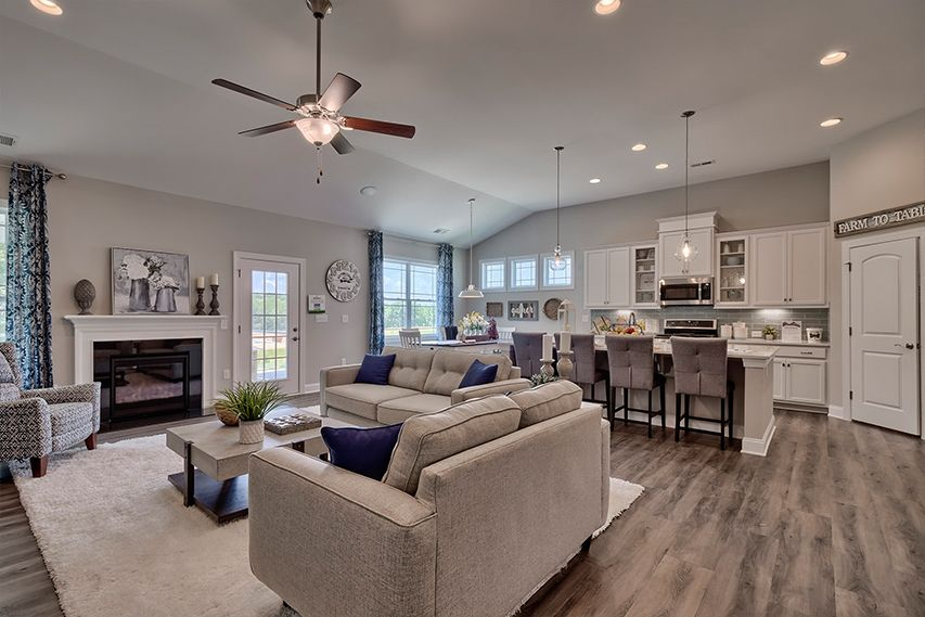 'The Villas at Covington' by Stanley Martin Companies_Charlotte in Charlotte