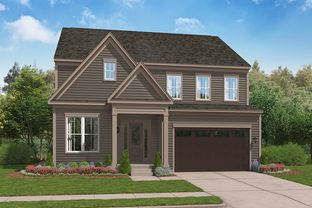 The Sienna - White Oaks Farm: Leesburg, District Of Columbia - Stanley Martin Homes