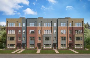The Jones - Westside at Shady Grove: Rockville, District Of Columbia - Stanley Martin Homes