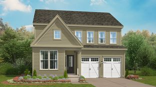 The Maisie II - 12 Oaks: Holly Springs, North Carolina - Stanley Martin Homes