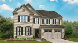 The Grayton II - 12 Oaks: Holly Springs, North Carolina - Stanley Martin Homes