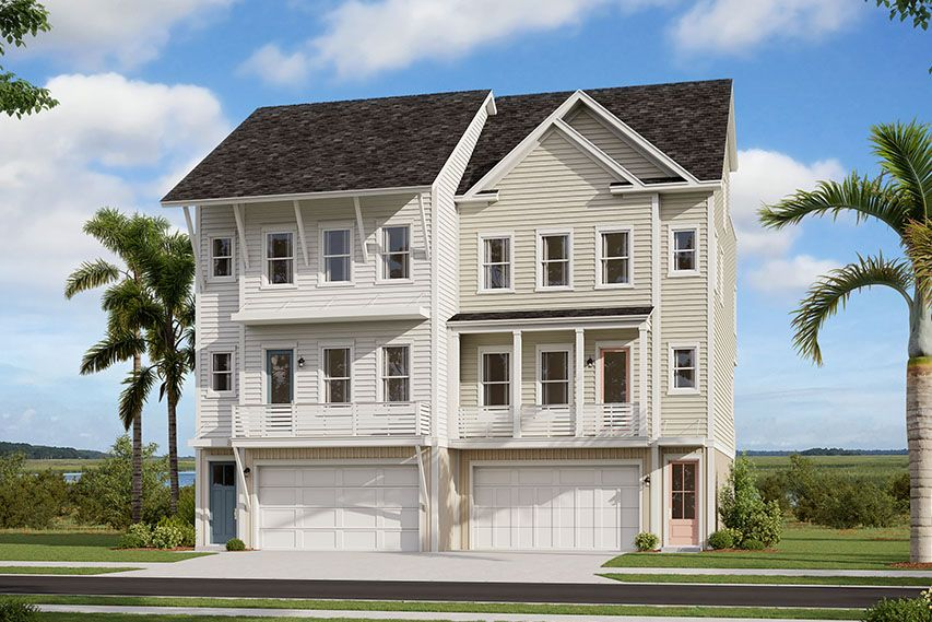 Exterior featured in The Sandpiper By Stanley Martin Homes in Charleston, SC