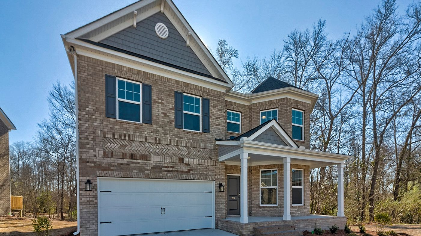 Exterior featured in The Wakefield By Stanley Martin Homes in Columbia, SC