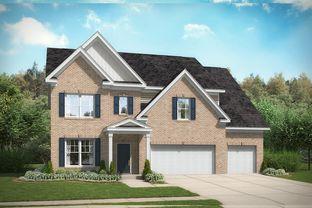 The Dillon - Abney Hills Estates: Blythewood, South Carolina - Stanley Martin Homes