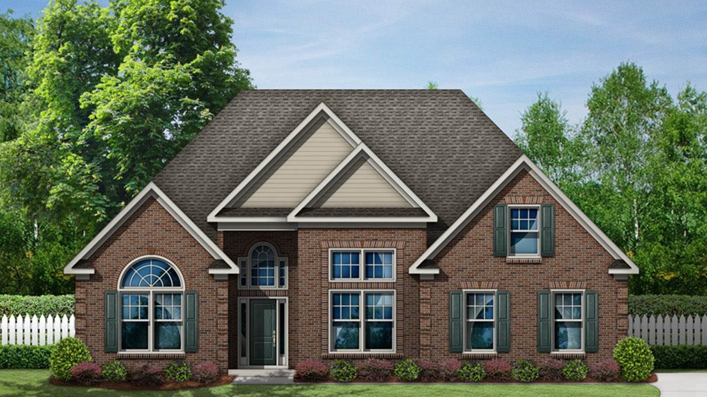 Exterior featured in The Fairwind By Stanley Martin Homes in Columbia, SC