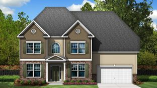 The Springfield - Indian River: West Columbia, South Carolina - Stanley Martin Homes