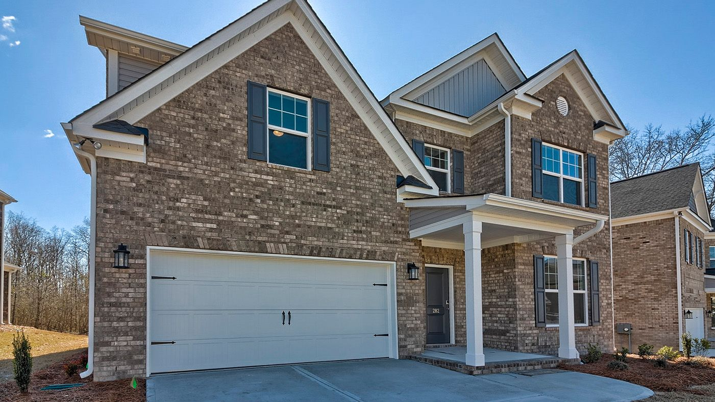 Exterior featured in The Arline By Stanley Martin Homes in Columbia, SC