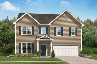 The Shiloh - The Meadows at Summer Pines: Blythewood, South Carolina - Stanley Martin Homes