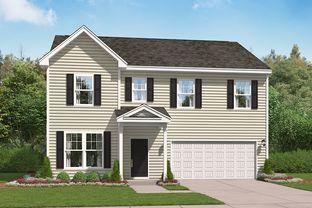 The Pinewood - Rocky Springs: Lexington, South Carolina - Stanley Martin Homes