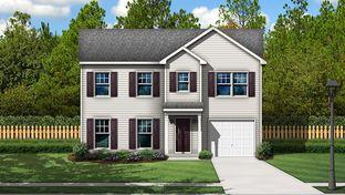 The Duncan - Villages at Lakeshore: Columbia, South Carolina - Stanley Martin Homes